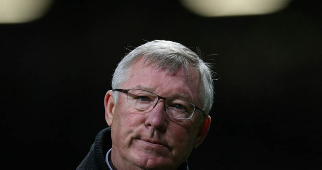 Sir Alex Ferguson: Manchester United felt his team were 'very unlucky' to lose 3-2 to Tottenham Hotspur