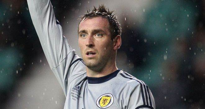 Allan McGregor: Goalkeeper says Scotland can't give up on 2014 World Cup qualification