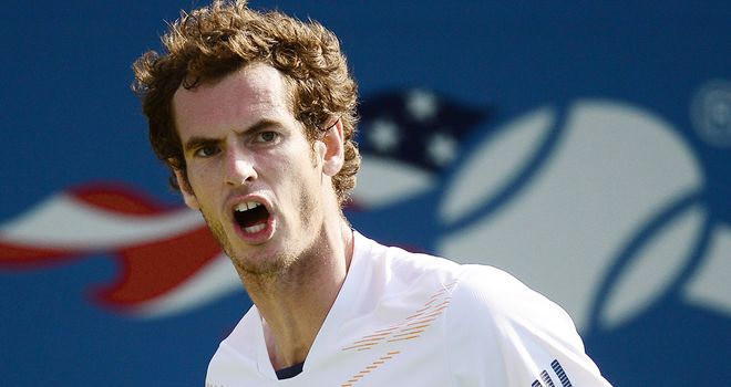 Andy Murray: Ready to produce the goods