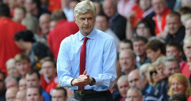 Arsene Wenger: Looking for Arsenal to get a psychological edge in the title race