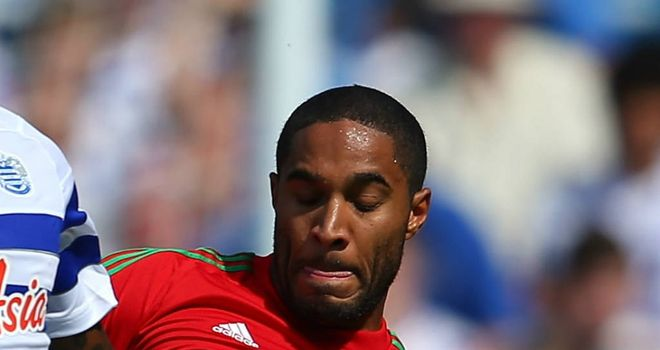 Ashley Williams: Delighted to be staying at Swansea for another three years