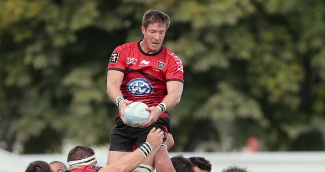 Bakkies Botha: One of the star names in the Toulon line-up