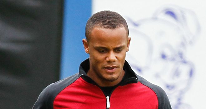 Vincent Kompany: Keen to put Belgium in the spotlight
