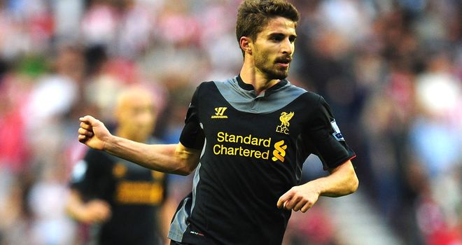 Fabio Borini: Wanted to stay in Italian capital before summer switch to Liverpool