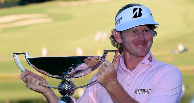 Brandt Snedeker: Is $10 million richer after winning FedEx Cup play-offs