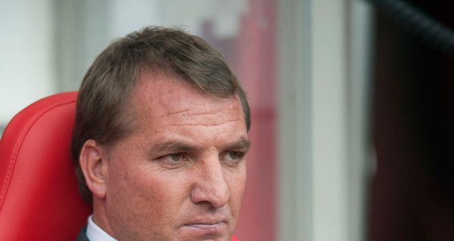 Brendan Rodgers: Youth may not be the answer to decimated strikeforce