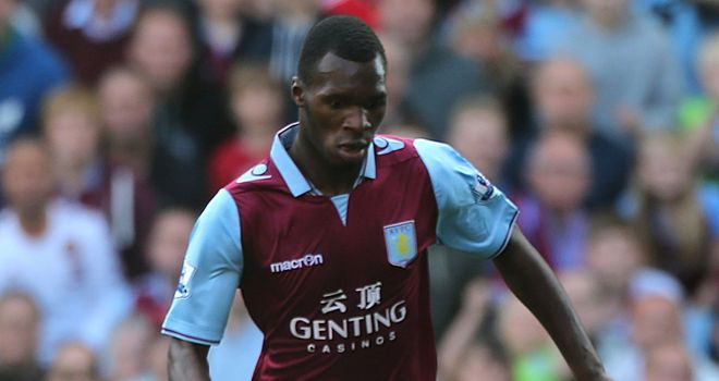 Christian Benteke: Impressed against Manchester United at the weekend