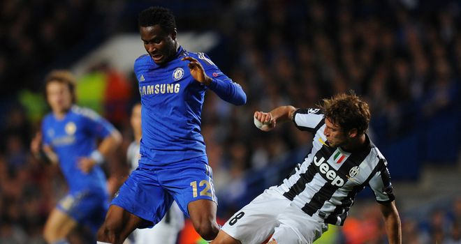 John Obi Mikel: Has accepted responsibility for costing Chelsea the win with his late error against Juventus