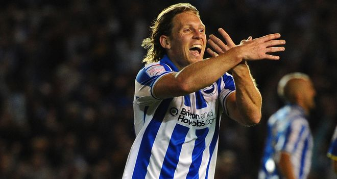 Mackail-Smith: Hit Brighton's winner