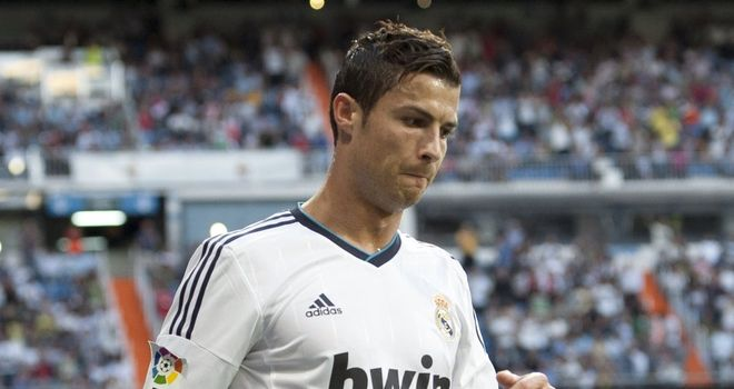 Ronaldo: unhappy with Real
