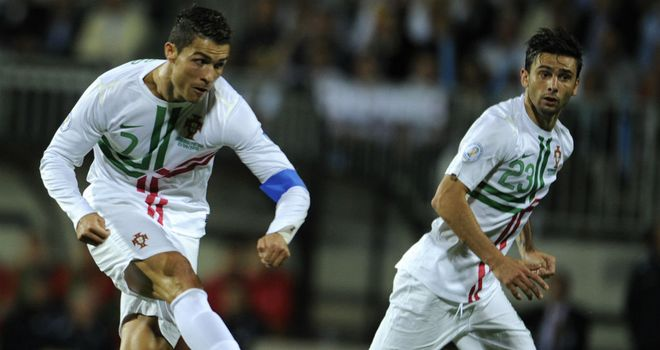 Cristiano Ronaldo: Back to his best to inspire Portugal to an opening three points