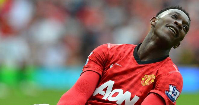Danny Welbeck: Faces fierce competition for places at Manchester United