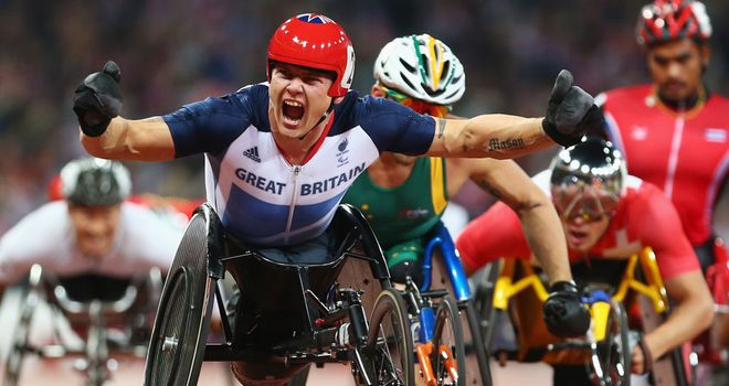 David Weir: His performance was on another  level