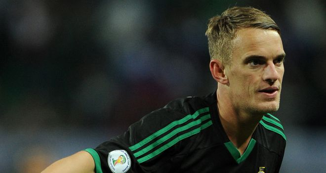 Dean Shiels: Northern Ireland forward is expected to start against Luxembourg