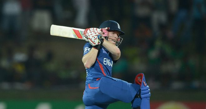 Eoin Morgan: Looking forward to taking on Sri Lanka on Monday
