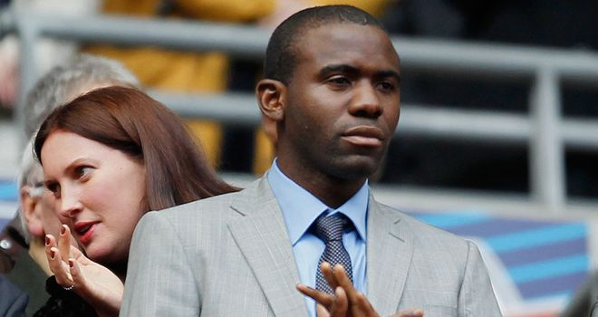 Fabrice Muamba: Still getting to grips with life after football