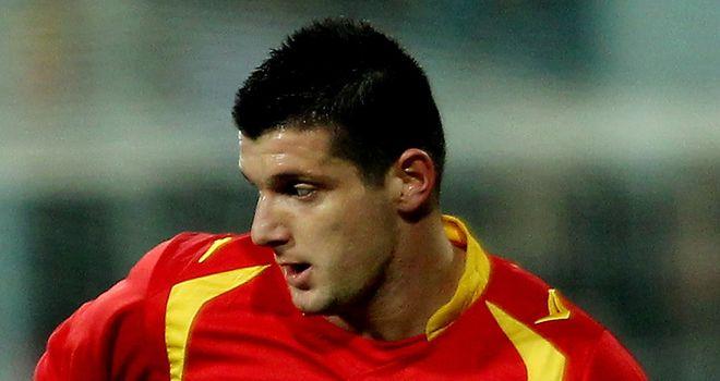 Fatos Beqiraj: Scored twice