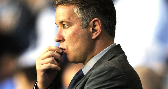 Darren Ferguson: Apologised to Peterborough fans