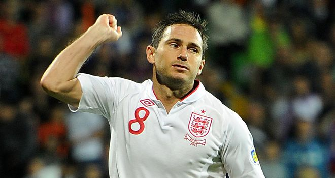 Frank Lampard sets England on their way to a dominant win in Moldova