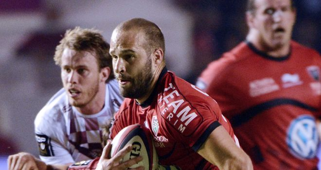 Fred Michalak: First home game for Toulon