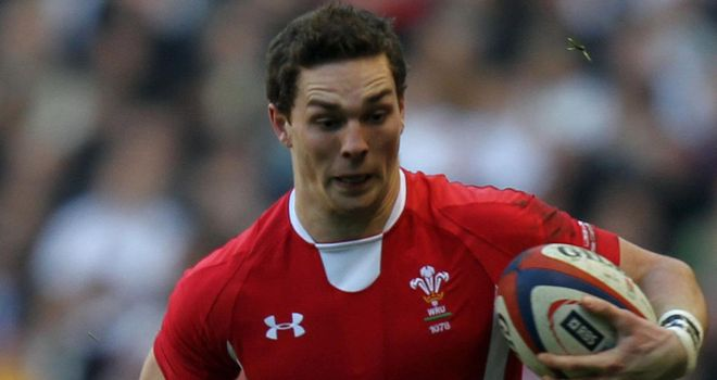 George North: Out of Wales' game with New Zealand
