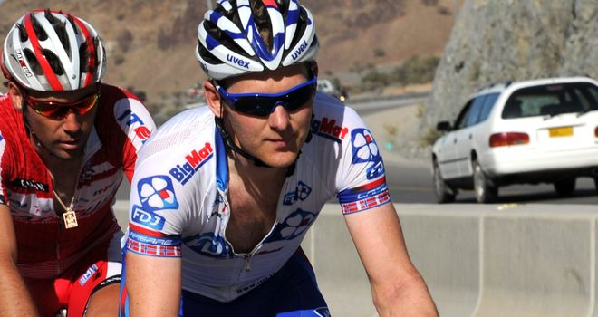 Gabriel Rasch: The team player joins the Team Sky ranks for the 2013 season