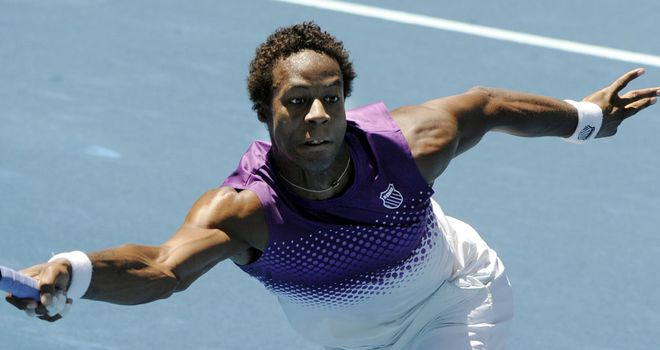 Gael Monfils: Continued his comeback with a win over Nicolas Mahut
