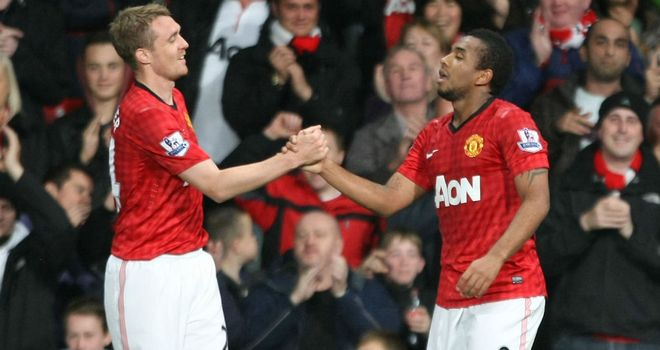Anderson: Fears Manchester United would struggle without Sir Alex Ferguson