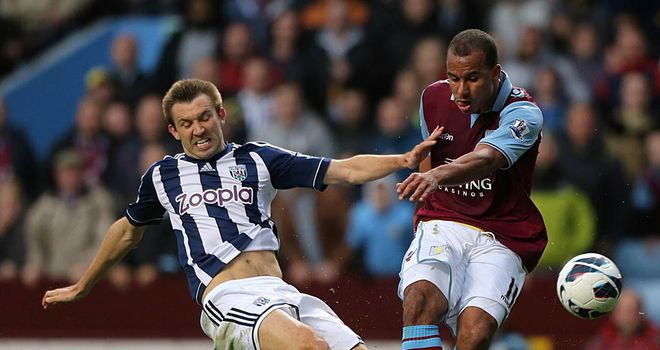 McAuley: Thinks West Brom can bounce back against Stoke