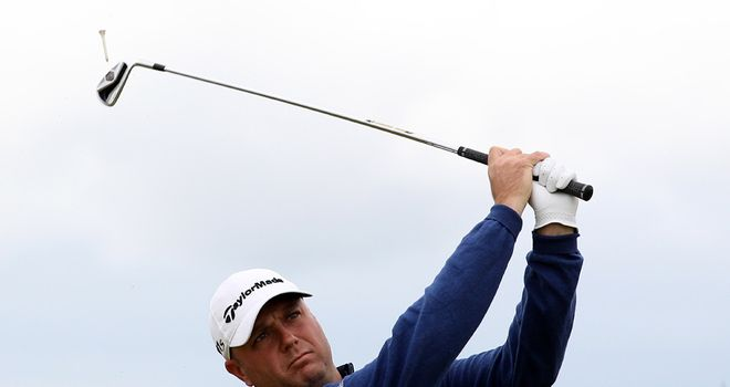 Graeme Storm: 63 on day one