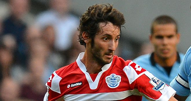 Esteban Granero: Insists that he wishes to remain at Loftus Road