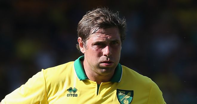 Grant Holt: Winner at Everton earned Norwich a first league win in 10 games