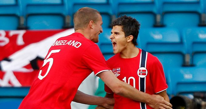 Brede Hangeland: Hauled Norway level