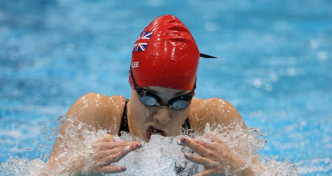 Harriet Lee added Paralympic bronze to her world title