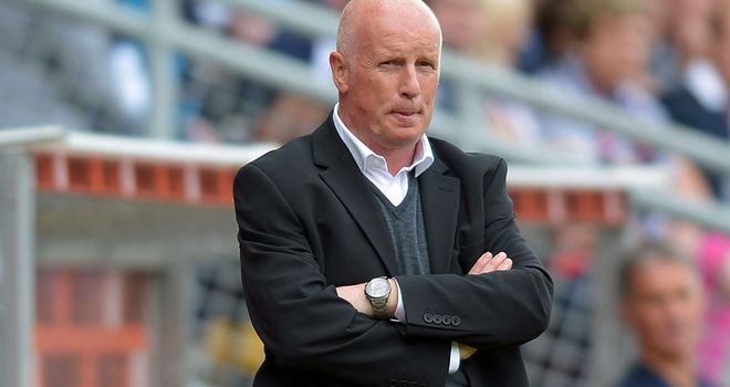 Peter Houston: Draw feels like a defeat for Dundee United boss
