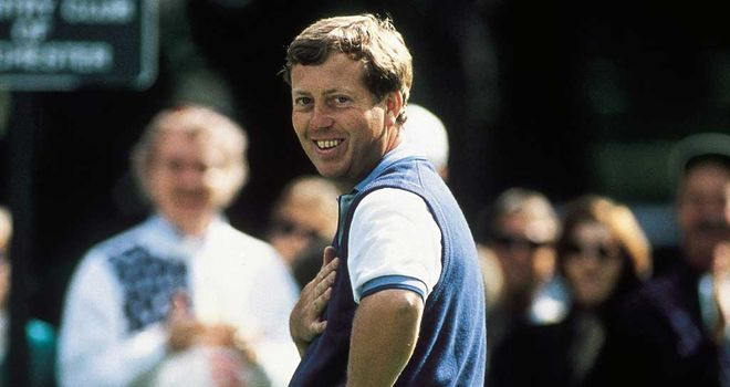 Howard Clark: Made his final Ryder Cup appearance for Europe at Oak Hill in 1995
