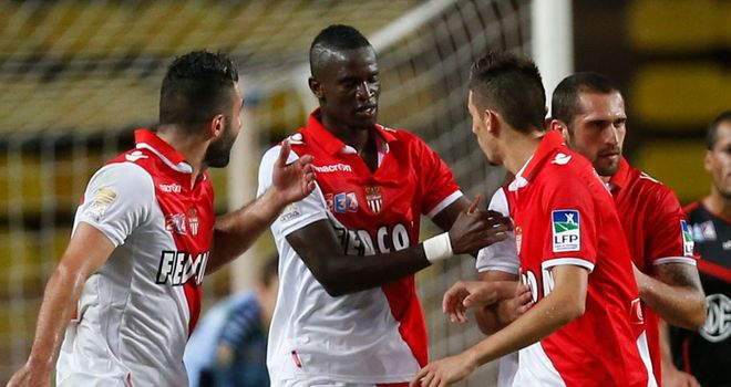 Ibrahima Toure: Happy at Monaco