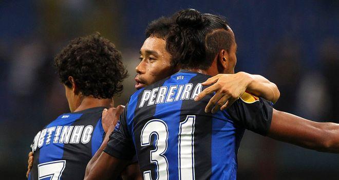 Yuto Nagatomo: Late equaliser spared Inter Milan's blushes against Rubin Kazan