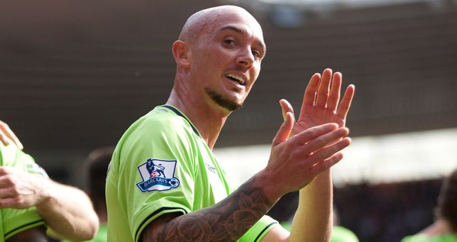 Stephen Ireland: Offered a fresh start at Stoke