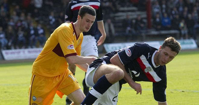 Murphy and Toshney: Dens Park tussle