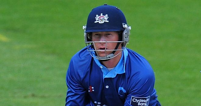 Jon Batty: Gloucestershire have signed two young wicketkeepers as replacements