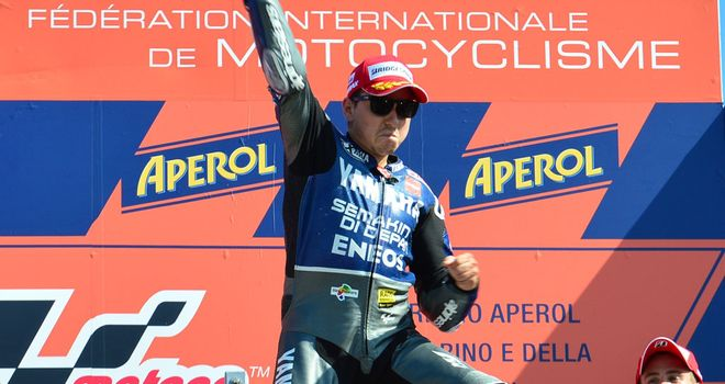 Jorge Lorenzo: Took comfortable victory at Misano