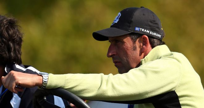 Jose Maria Olazabal: Expects Europe to raise their game