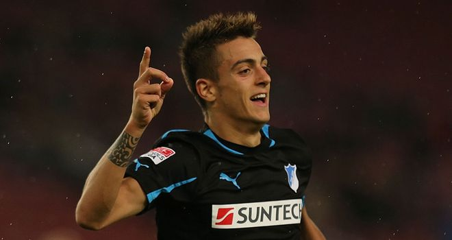 Joselu doubled the advantage for the visitors