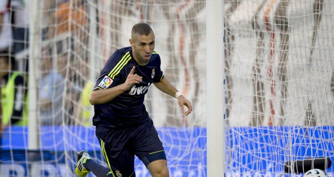 Karim Benzema: Allowed time to recover