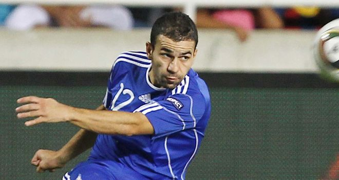 Konstantinos Makridis: Netted the only goal