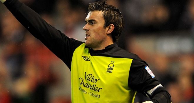Lee Camp: Transfer target for Ipswich Town