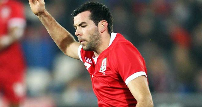 Joe Ledley: The Wales midfielder thinks facing Scotland is 'going to be a difficult evening'