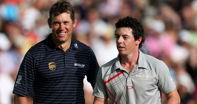 Lee Westwood & Rory McIlroy: No personal issues