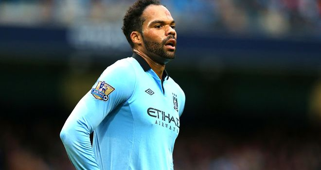 Joleon Lescott: Happy at Manchester City and hopes to earn a new deal